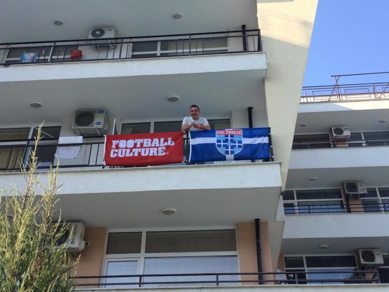 vlag footballculture 155