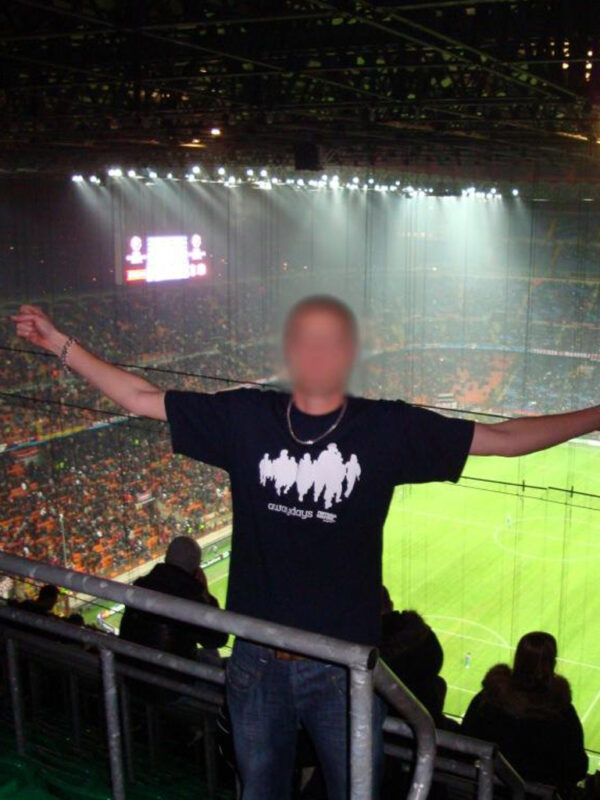 Awaydays navy - Sold Out