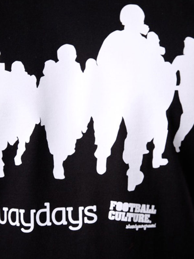 Awaydays black - Sold out