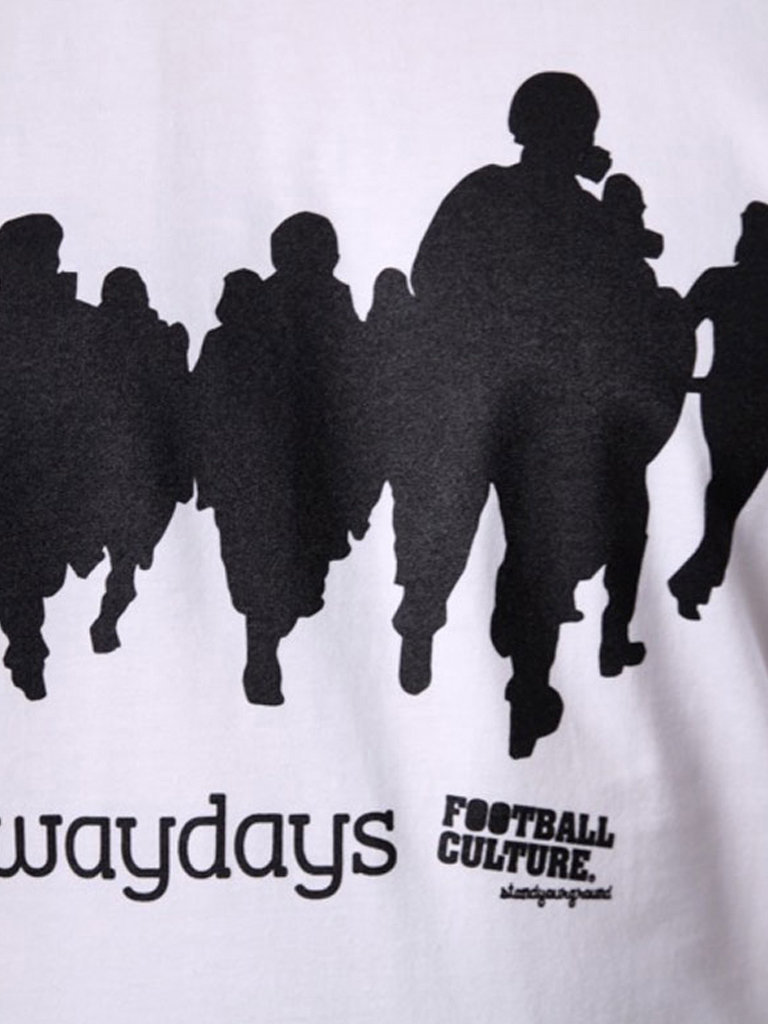 Awaydays white - Sold out