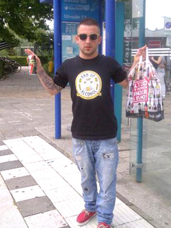 FC 110304 fan of alcohol tshirt tee footballcult 5