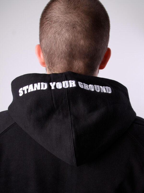 FC 110401 zip hoody stand your ground footballculture4