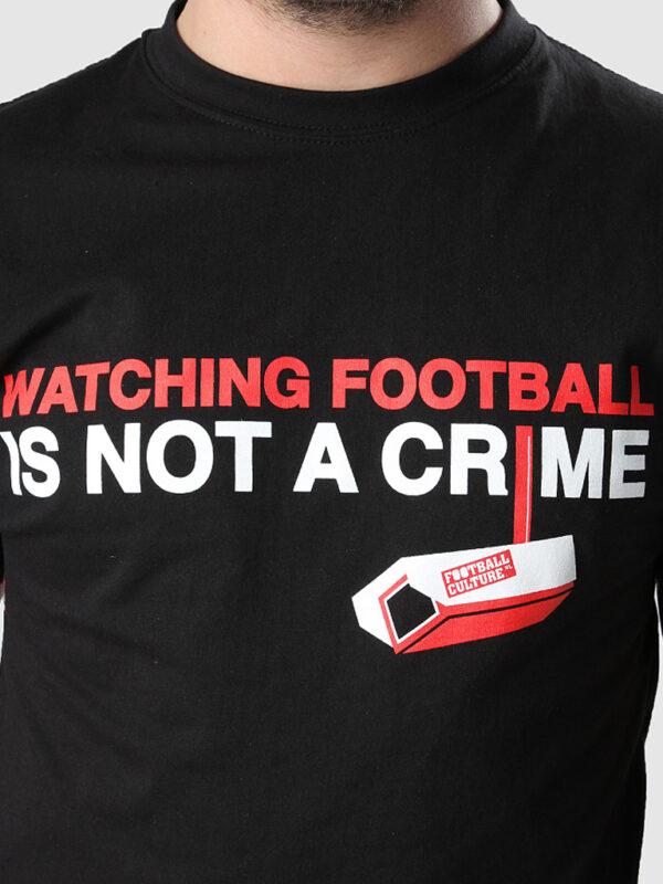 FC 121012 shirt watchingfootballisnotacrime 2 print