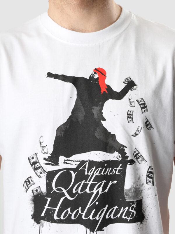 Against Qatar Hooligans