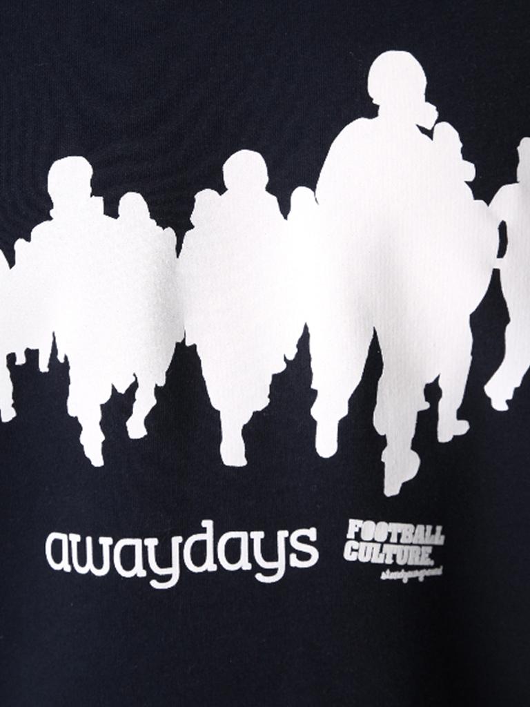 Awaydays Crewneck - navy - Sold Out