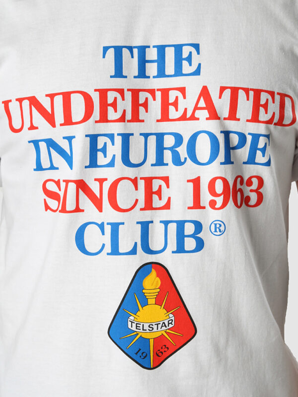 Telstar Undefeated in Europe - Sold out