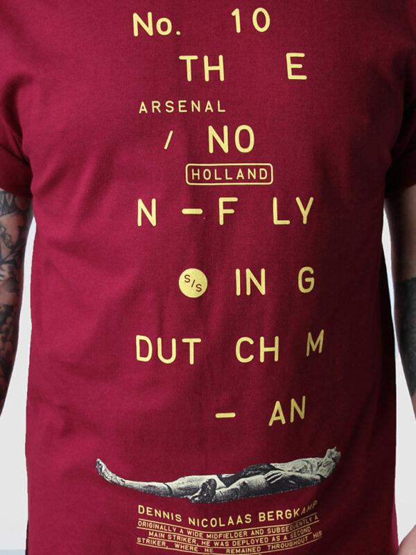 FC 121004 shirt zoran lucic dennisbergkamp 2 print
