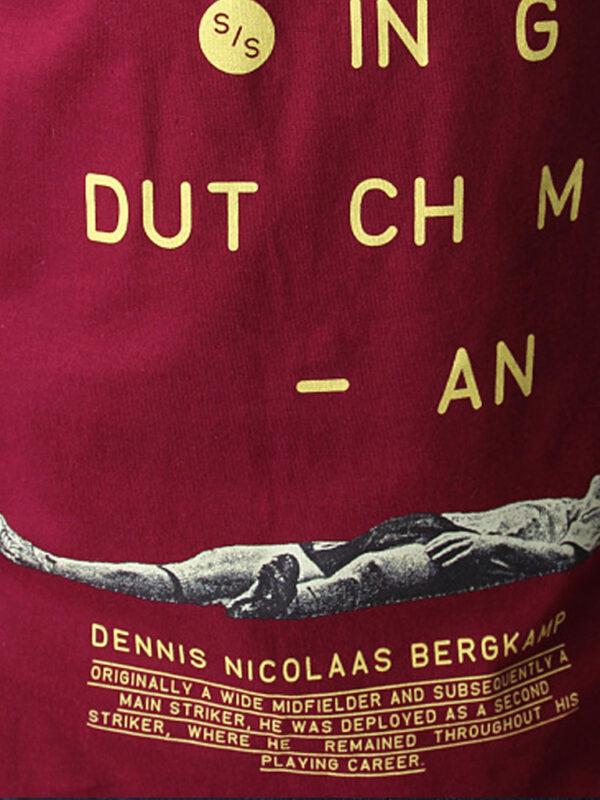 FC 121004 shirt zoran lucic dennisbergkamp 7 detail