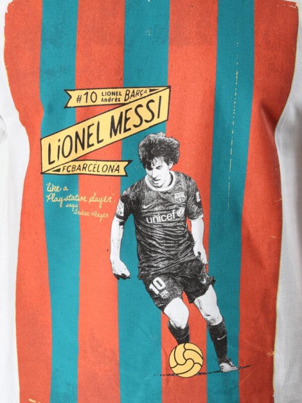 FC 130201 shirt ZoranLucic LionelMessi 2 print