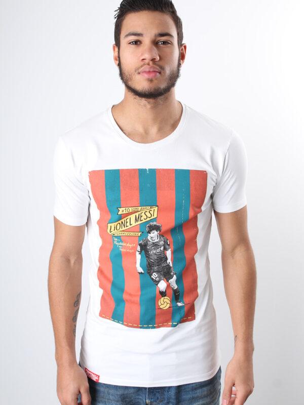 Messi Zoran Lucic shirt