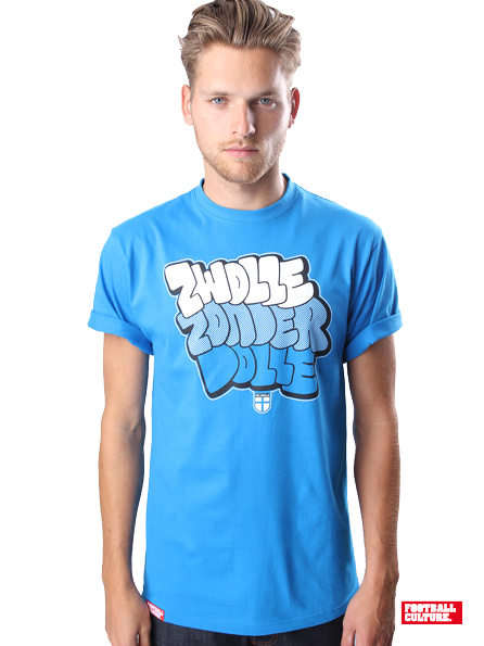 Zwolle zonder dolle shirt