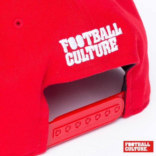 FC 150602 CULT snapback red2