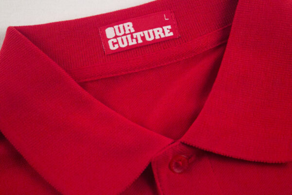FC 150501 OurCulture Polo Red 8 scaled