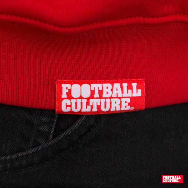 FootballCulture Crewneck rood