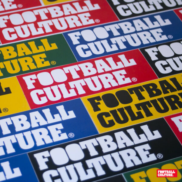 FC 160105 footballculture stickers