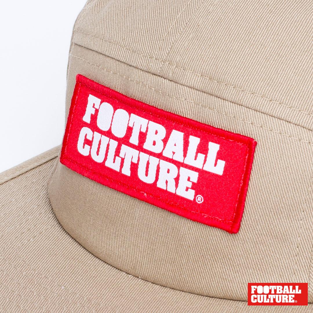 FC 160402 5panel Khaki FootballCulture 2 1