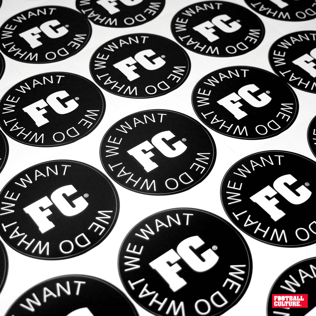 We Do What We Want sticker