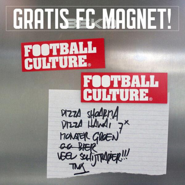 FootballCulture koelkastmagneet3