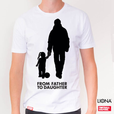From father to daughter