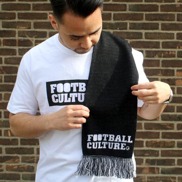 FC 180310 FootballCulture Boxlogo black shirt 3
