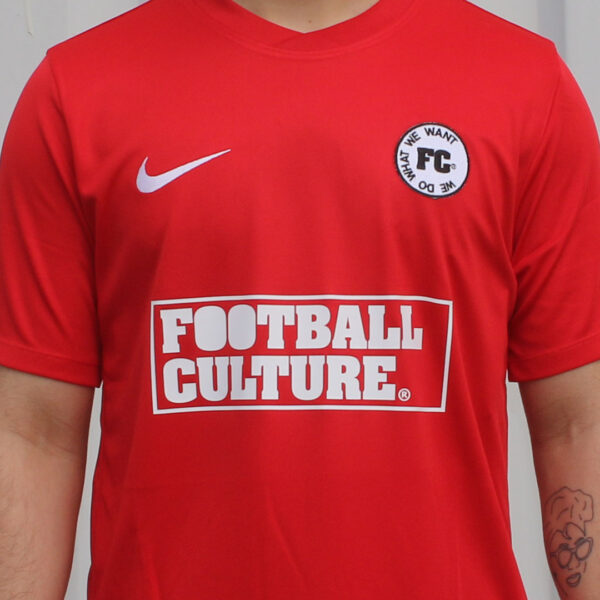 FC 180315 Nike Red Jersey2 FootballCulture 6