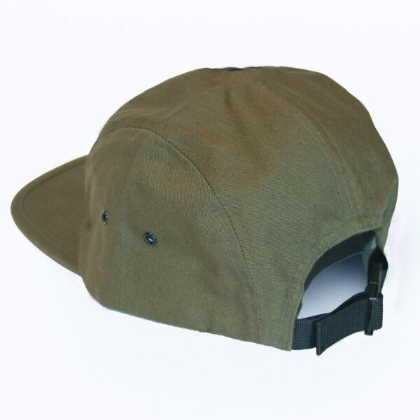FC 180402 5panel Olive Boxlogo 3 1