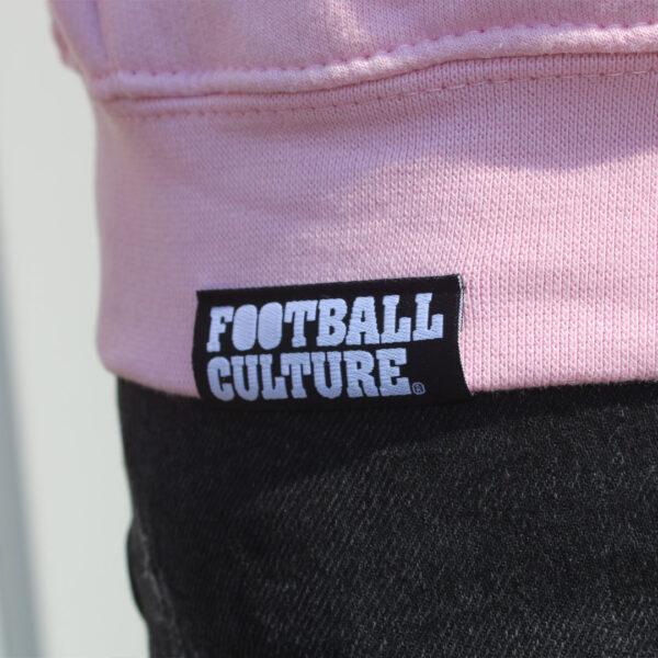 FC 180413 Hoodie Pink logo