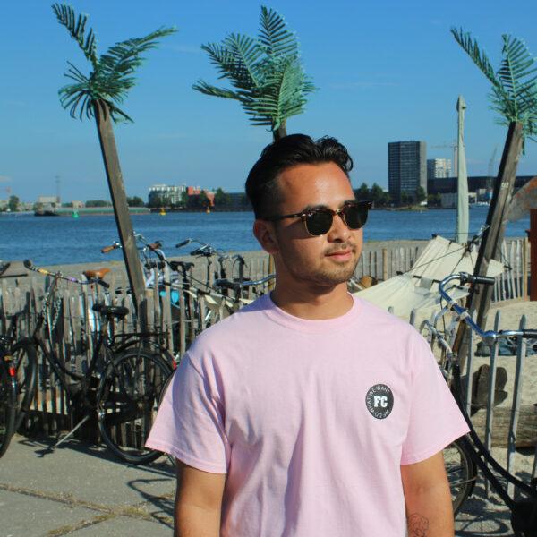 FC 180807 Boxlogo Pink 9 shirt
