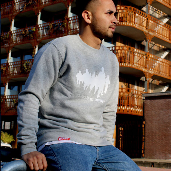 Crewneck Awaydays football culture7