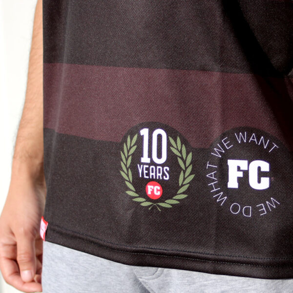 Football Culture Jersey 10