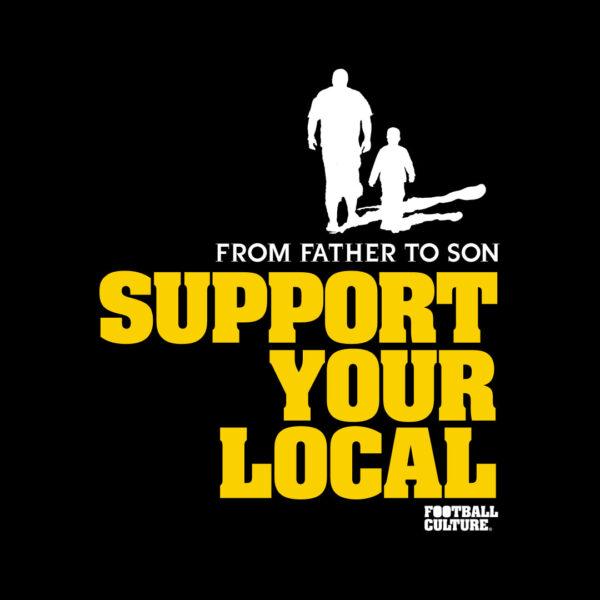 SupportYourLocal shirt 190120B