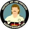 barry pirovano football art