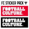 FootballCulture Stickers