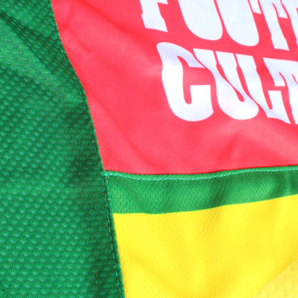 Jersey voetbalshirt footballculture groen3