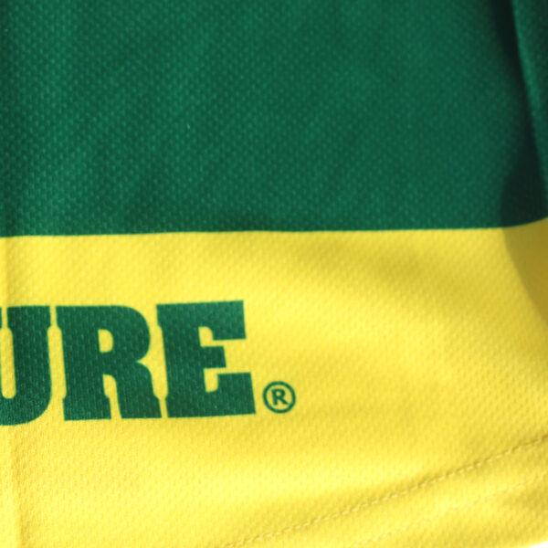 Jersey voetbalshirt footballculture groen4