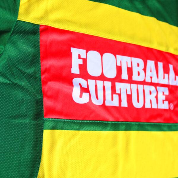 Jersey voetbalshirt footballculture groen9