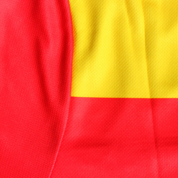 Jersey voetbalshirt footballculture rood4