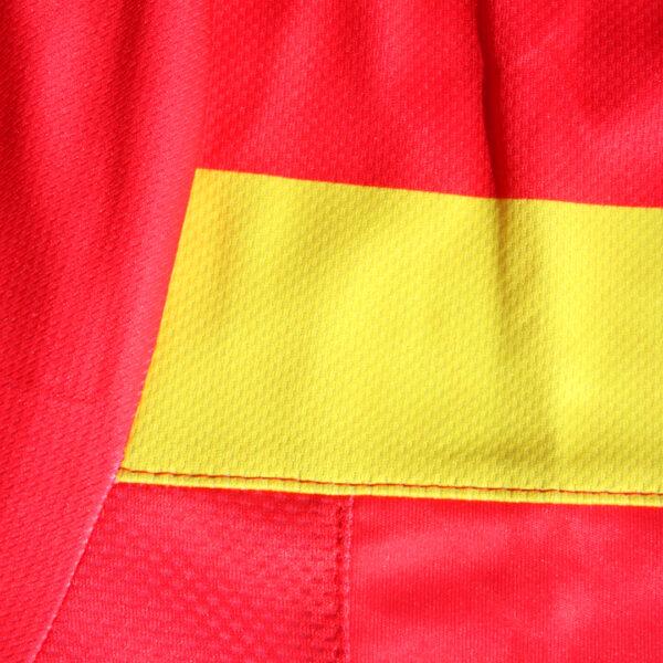 Jersey voetbalshirt footballculture rood8