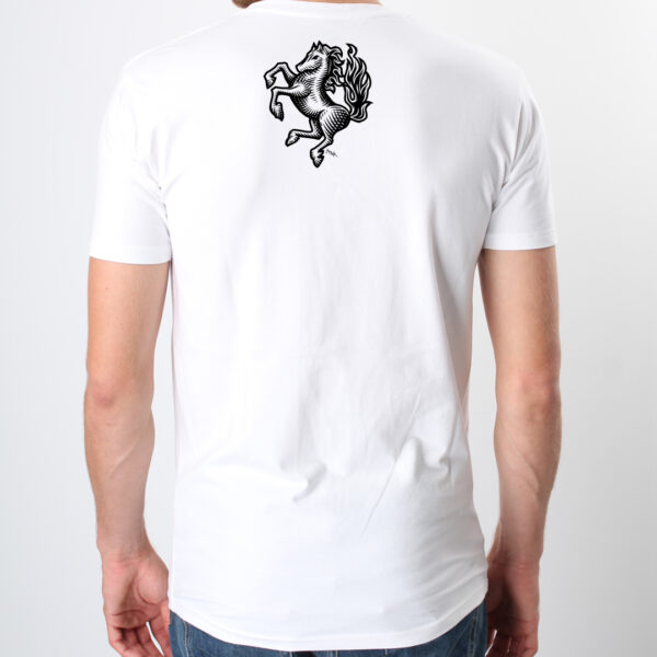 Twents Ros shirt backprint