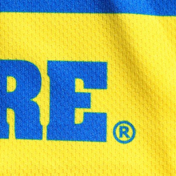 Jersey voetbalshirt footballculture blauw3