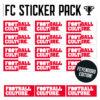 Feyenoord Boxlogo Stickers