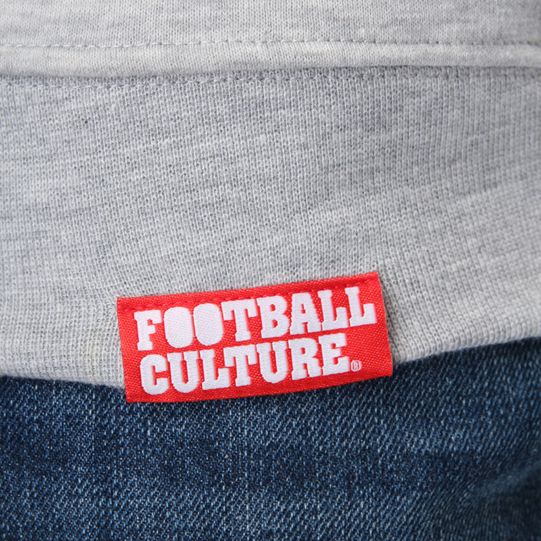 Barry Pirovano FootballCulture Boxlogo Crew Heather2