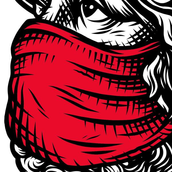 Ajax Face Masked Resuk 2