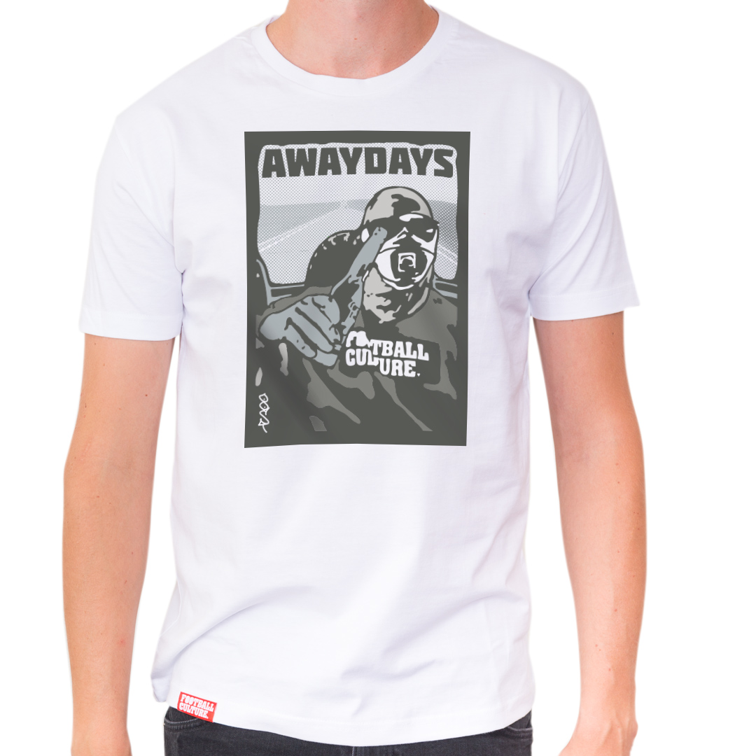 Awaydays shirt grijs FC210301 OOST