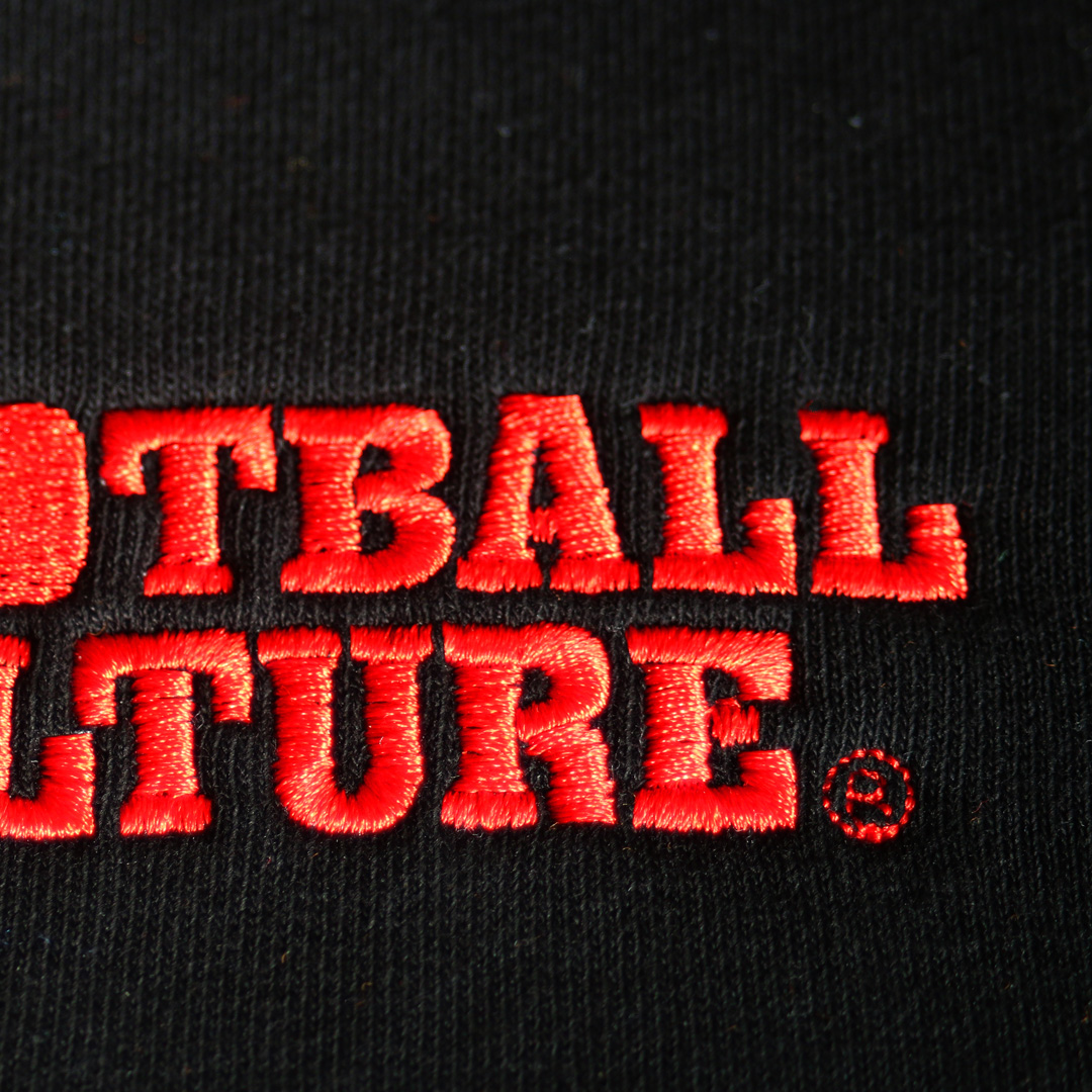 football culture embroidery trui4
