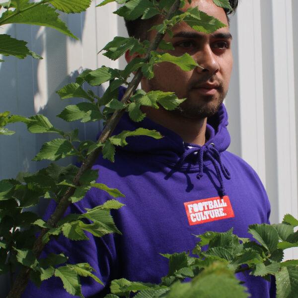 ultra violet hoodie